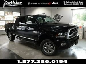 2018 Ram 2500 Longhorn | DIESEL | LEATHER | HEATED SEATS | SUNRO
