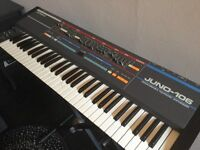 Roland Juno 106 Classic Analogue Synth