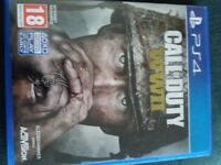 CALL OF DUTY: WW2 (PS4)