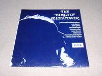 JOHN MAYALL'S WORLD OF BLUES POWER VINYL LP