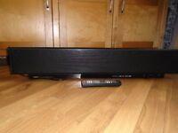Yamaha digital sound projector YSP 1100