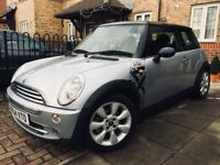 MINI Cooper Hatch 2004 Silver 1.6l Petrol Low Mileage