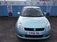PART X DIRECT OFFERS THIS VERY CLEAN SWIFT 1.3 COMES WITH NEW MOT ,SERVICE+WARRANTY +LOW FINANCE !!