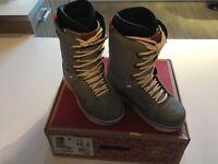 Vans high standard snowboard boots brand new in box