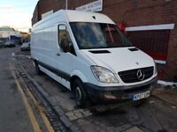 MERCEDES SPRINTER 311 LWB NOT VAT PART EXCHANGE TO CLEAR 2007*BARGAIN**TRADE PRICE*****NEW SHAPE***