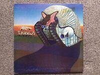 "EMERSON, LAKE and PALMER - TARKUS - ILPS 9155. 12"" VINYL LP"