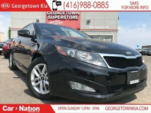 2013 Kia Optima LX+ | PANO ROOF | AUX IN | HEATD SEATS | BLUETOO