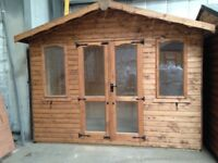 10ft x 6ft Apex Summerhouse