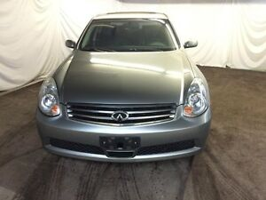 2006 Infiniti G35X Luxury/ AWD/ Financement 100% Approuvé!