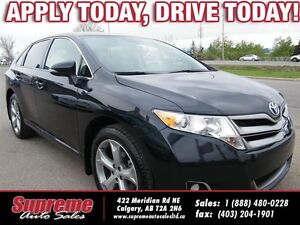 2013 Toyota Venza AWD/B.CAM/ROOF/LEATHER