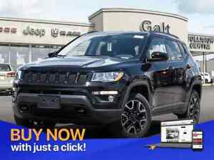 2019 Jeep Compass UPLAND EDITION 4X4 | PARK ASSIST APPLE CARPLAY