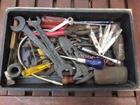 TOOLS CLEAROUT