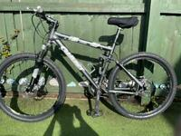 Giant NRS-3 Full Suspension Mountain Bike