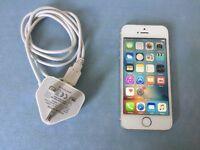 IPhone 5 white wodaphone