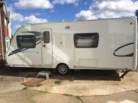 2010 Sterling Europa Lux 550 - 4 Berth Touring Caravan - Many extras included