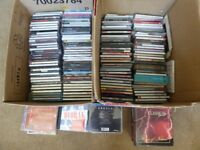 2boxes of CDs. 150. Used but good. Mostly classical, popular, jazz, opera