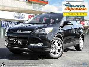 2016 Ford Escape Titanium **>>NAV, AWD, SUNROOF<< **