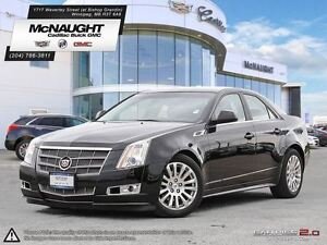 2010 Cadillac CTS Performance 3.6L AWD | Sunroof | Nav | Bose