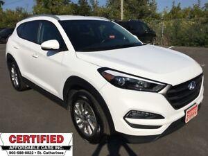 2016 Hyundai Tucson Premium ** AWD, LANE DEPART WARN, BACKUP CAM