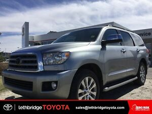 Certified 2010 Toyota Sequoia Limited - 8 PASSENGER! DVD!