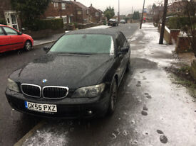 try my bmw facelift limusine