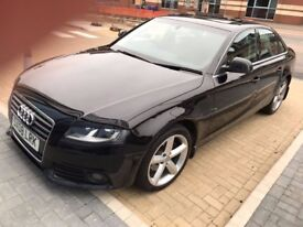 Nice running car, Audi A4, 4*4- Sports seats,18, RS4 Alloys, sports seats