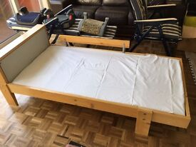 Child's first extendable bed for SALE