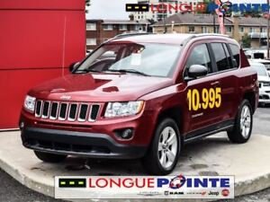 2012 Jeep Compass North 4x4 AIR JANTES