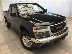 2011 GMC Canyon SLT: Includes Bed Rack.