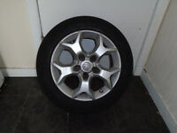 VAUXHALL VECTRA/ZAFIRA FOR SELL(16R/205/55