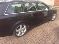 Audi A4 avant SWAP or SELL car Mercedes BMW golf