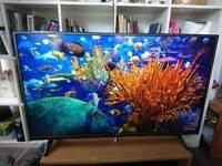 "LG 43"" 4k smart television"