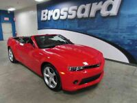 2015 Chevrolet Camaro 2LT Groupe RS 20 Convertible