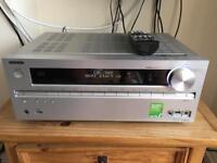 Onkyo TX-NR609 AV Reciever for Home Theatre