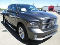 2014 Ram 1500 Sport Sunroof-Heated/Cooled Leather- $295 B/W
