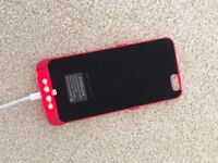iPhone 6 PLUS and 6S PLUS Battery Power Case 4200Ah by Ferrari
