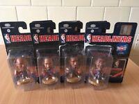 NBA Corinthian Headliners Figures Charles Barkley, Karl Malone, Penny Hardaway & Hakeem Olajuwon