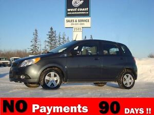 2010 Chevrolet Aveo Aveo 5 LT *Only $31 Weekly $0 Down**