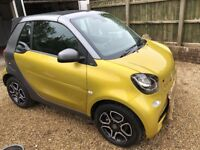 Smart Fourtwo Cabriolet 0.9 Turbo Prime Premium Auto - ZERO TAX