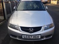 FACELIFT HONDA ACCORD 2.2 CDTI, 2007, FULLY LOADED, STARTS AND DRIVES, GOOD FOR EXPORT, SPARES