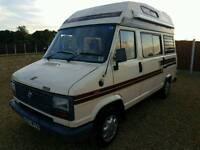 1990 Talbot express auto sleeper rambler 4 berth campervan