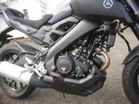 yamaha mt 125 and wr125