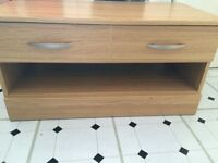 Tv stand / table with draw 35ono