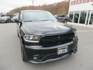 2016 Dodge Durango R/T *Sunroof *Nav *Heated Leather
