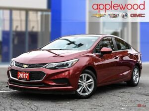 2017 Chevrolet Cruze LT Auto APPLE CAR PLAY, AVAILABLE WI-FI,...