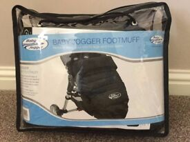 Baby Jogger Multi-Fit Footmuffs (2 available)