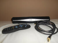 Sky+ HD Box with cables and remote