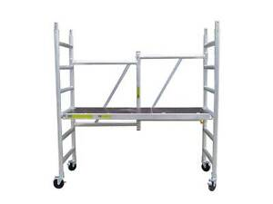 Aluminium Mobile Scaffold: 2m High Sale!Email:  Dandenong South Greater Dandenong Preview