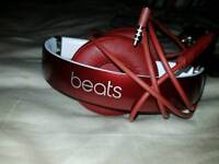 Dr Dre Beats Solo 2 Luxe Red