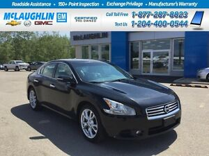 2012 Nissan Maxima SV *Heated Leather *Push Button Start